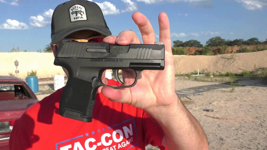 SIG P365 Review 1000 Rounds
