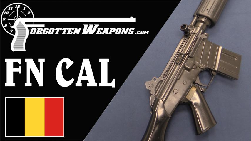 FN CAL: Short-Lived Predecessor to the FNC
