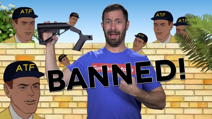 Ultimate Guide to the Bump Stock Ban! - The Legal Brief
