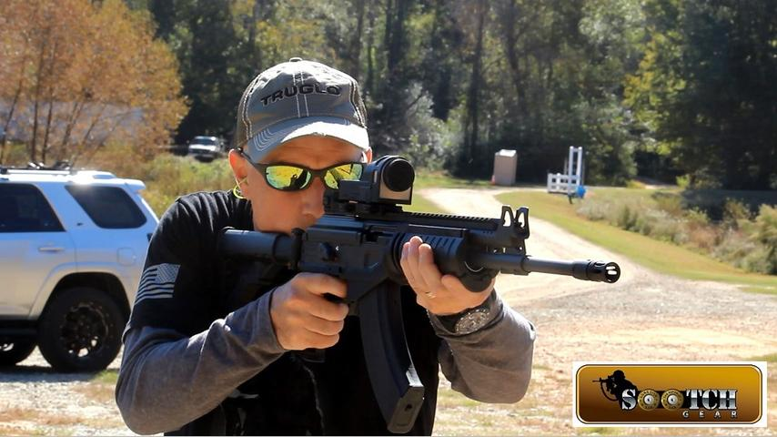 IWI Galil Ace Review