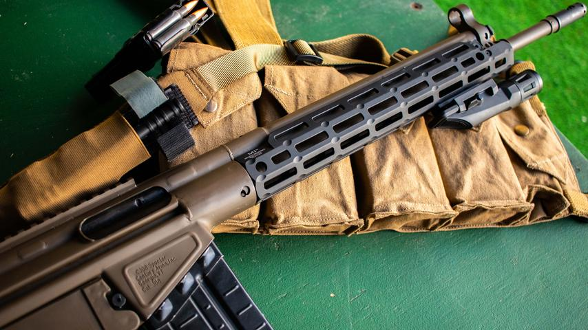 Midwest Industries HK91 Handguard Review