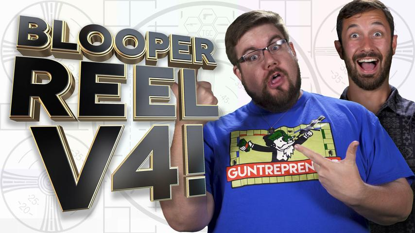 The Final TGC Blooper Reel! - The Gun Collective