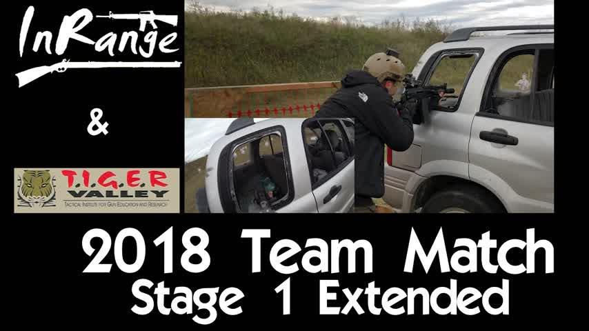 Tiger Valley 2018 - Stage 1 - Extended Cut