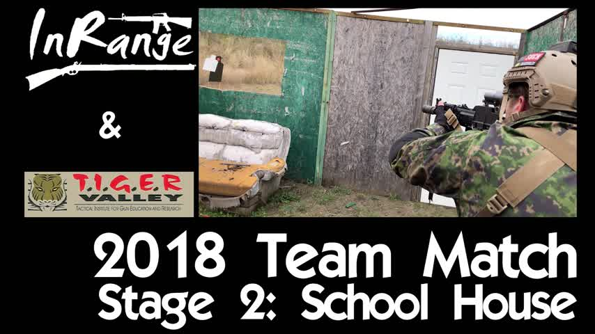 Tiger Valley 2018 - Stage 2 - Shoot House