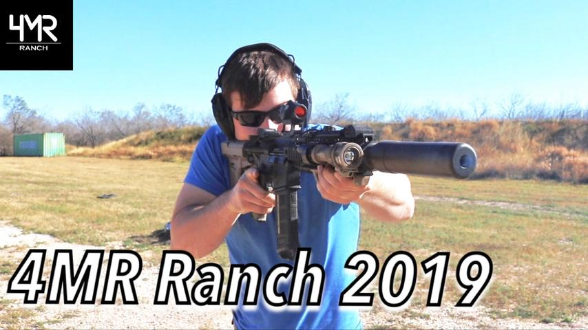 Welcome to 4MR Ranch