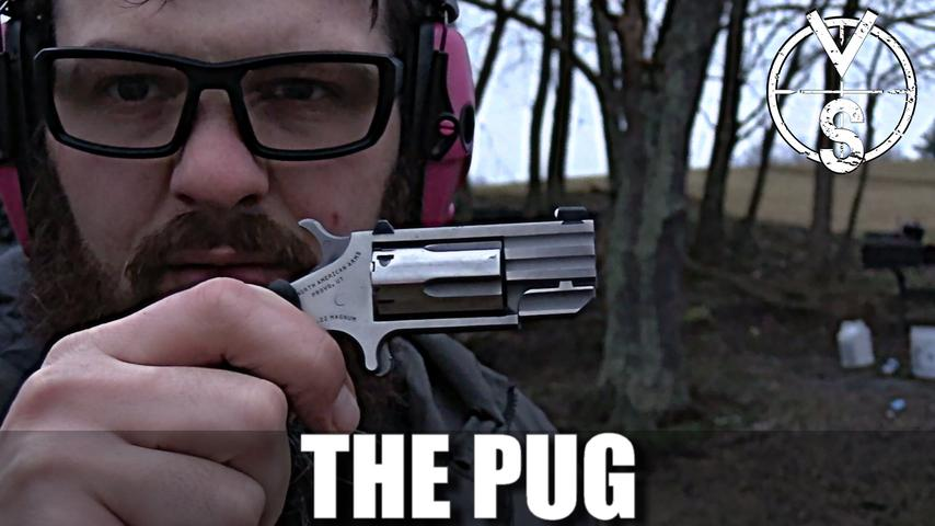 Pocket Pistols Are Not For Self Defense: North American PUG