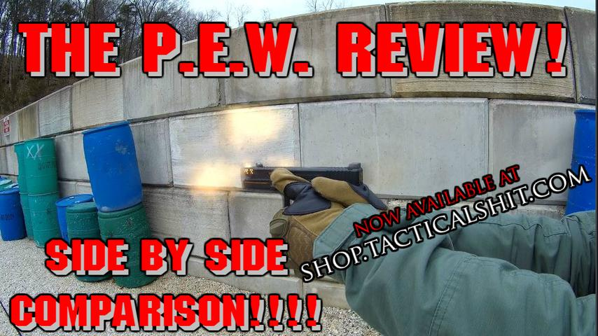 The P.E.W. Review