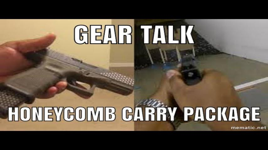 Honeycomb Carry Package