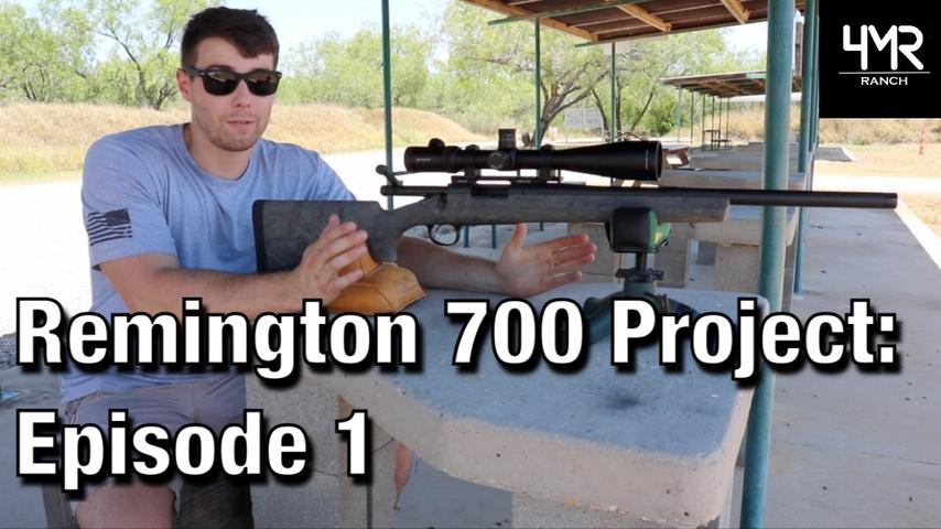 Why The [Stock] Remington 700 Kinda Sucks | Ep. 1