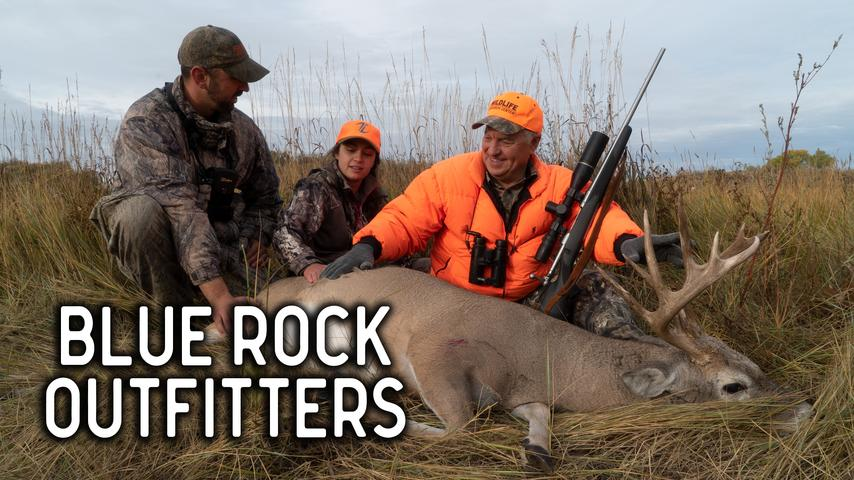 River Bottom Whitetails with Blue Rock Outfitters